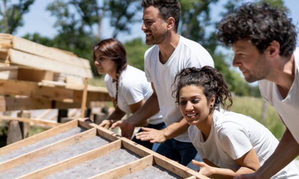 Ce qu'il faut savoir pour rejoindre un chantier participatif en tant que bénévole