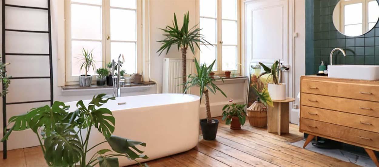 8 avant / après de salles de bains vieillottes rénovées avec goût !