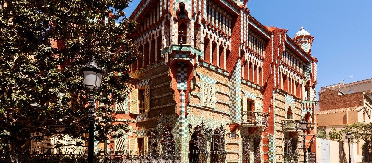 Pour 1 euro symbolique, tentez de dormir dans la première maison du célèbre architecte Gaudí