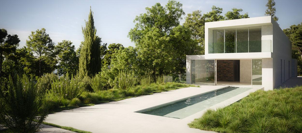 Combien ça coûte d'installer un couloir de nage chez soi ?