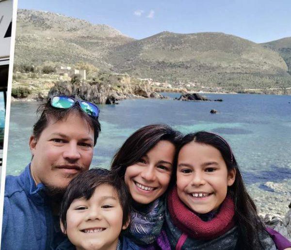 Un an en camping-car à parcourir l'Europe en famille :