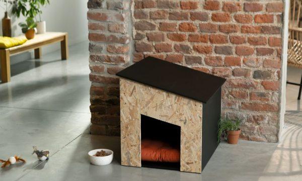 Tuto : Réalisez une niche aussi jolie qu'une mini-maison pour chat ou petit chien