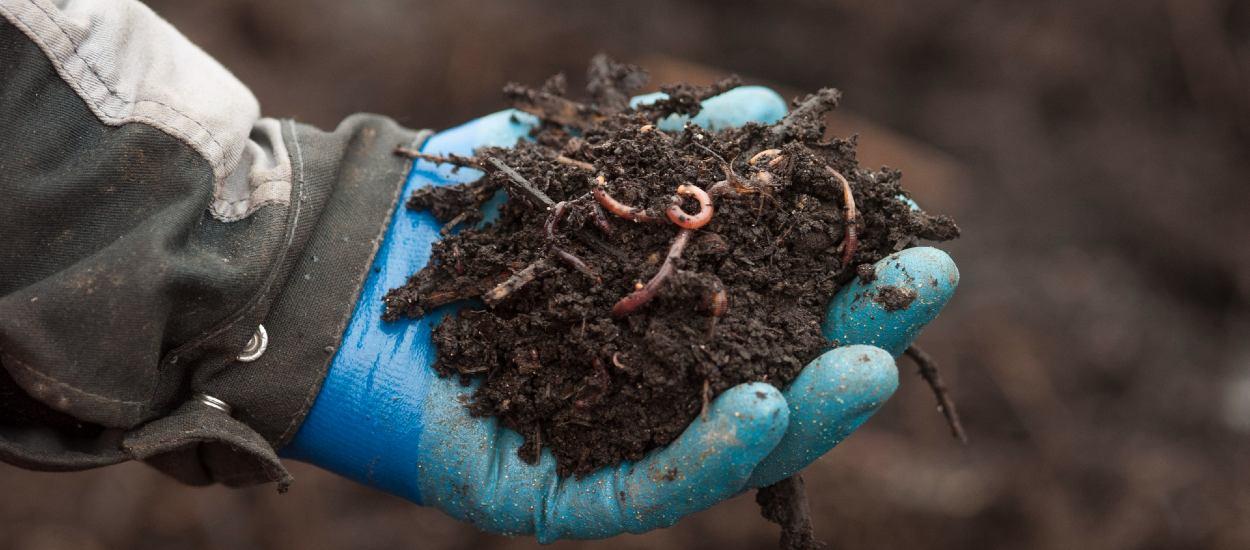 Ce compost écologique et solidaire est issu de la valorisation des déchets de restaurants