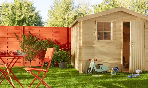 Combien ça coûte d'installer un abri de jardin ?