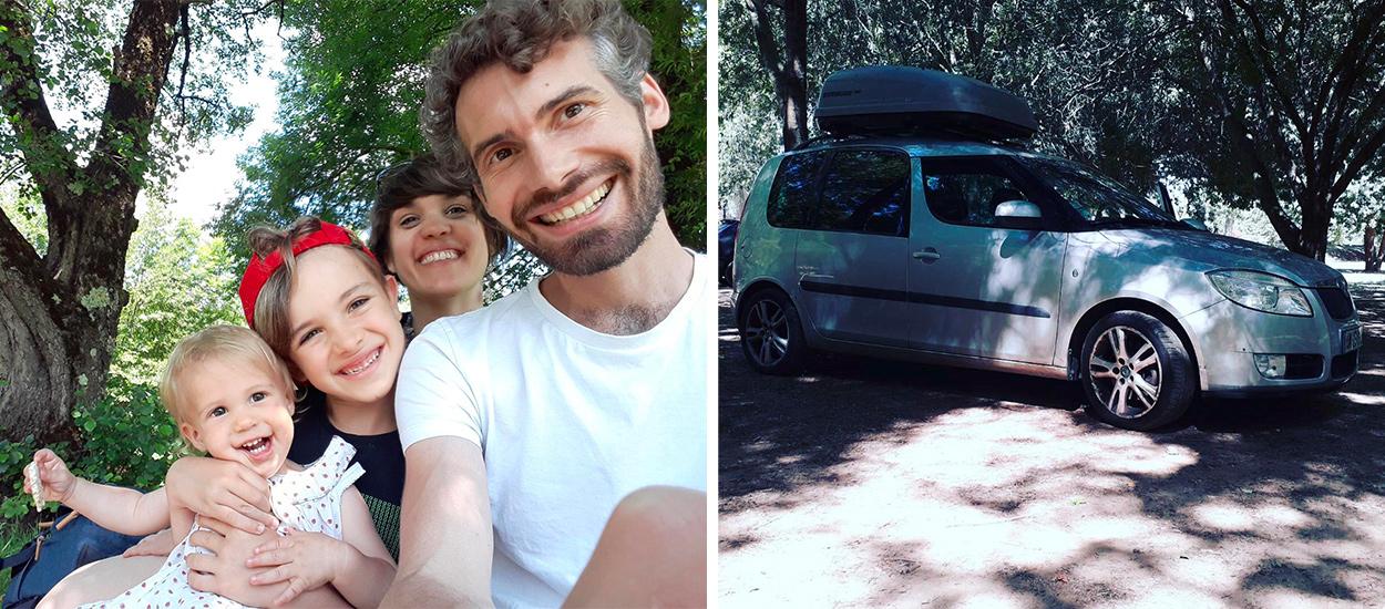 Changer de vie : Cette famille a trouvé comment voyager plusieurs mois par an