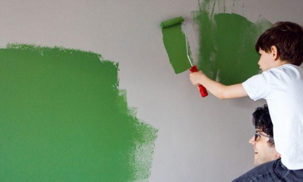 Combien ça coûte de repeindre un mur ?