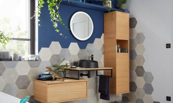 5 idées pour poser du carrelage hexagonal de façon originale