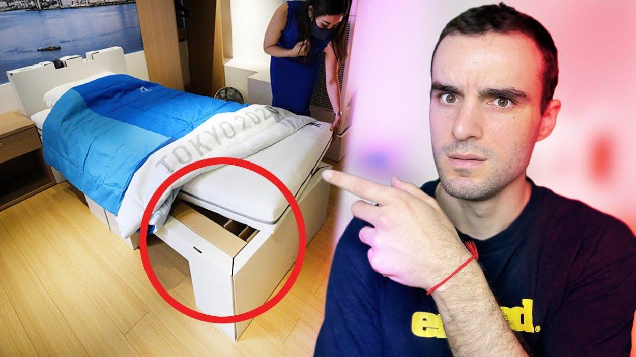 Innovation écolo : les lits en carton du village olympique sont-ils vraiment