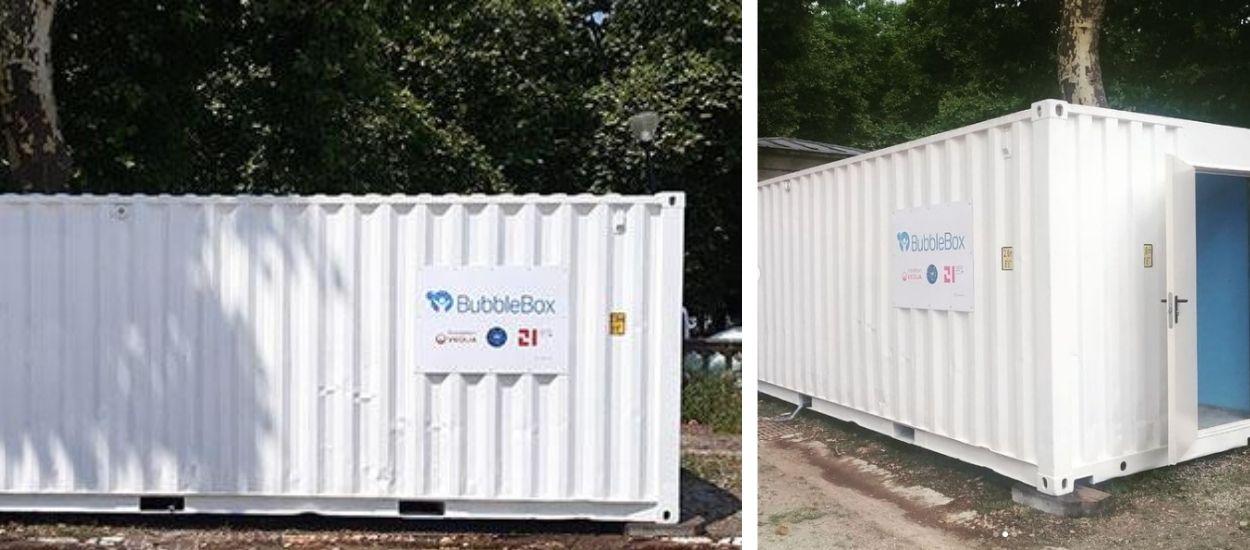 Bordeaux inaugure des douches mobiles pour les personnes sans-abri et les migrants