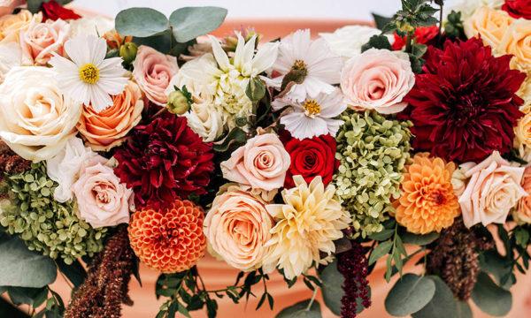 Quelles fleurs locales et de saison offrir à la rentrée ?