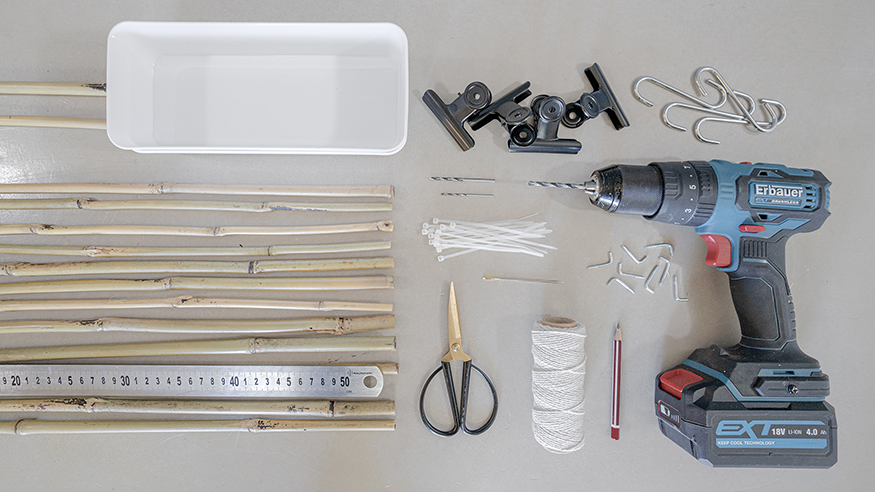 Les outils pour un tutoriel