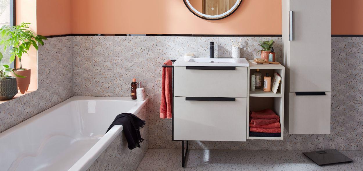 20 idées de carrelage pour raviver les murs de votre salle de bains