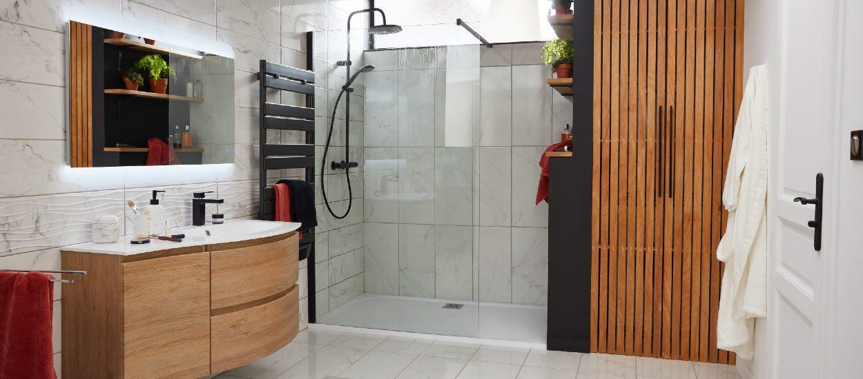 15 idées bien pensées pour tout ranger dans la salle de bains