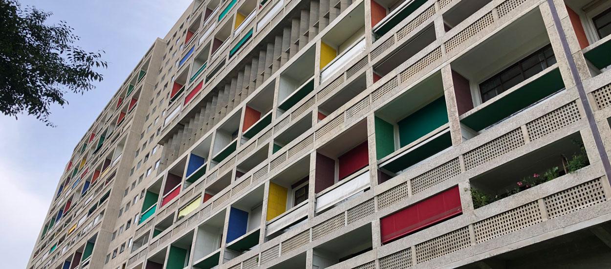 Le Corbusier a inventé Uber Eats à Marseille : nos anecdotes sur la Cité Radieuse