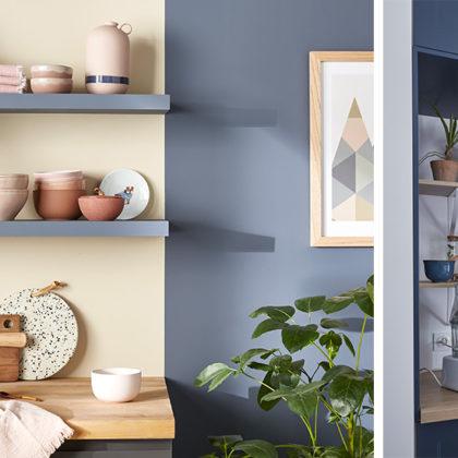Tendance : top 5 des astuces pour installer des étagères ouvertes dans sa cuisine