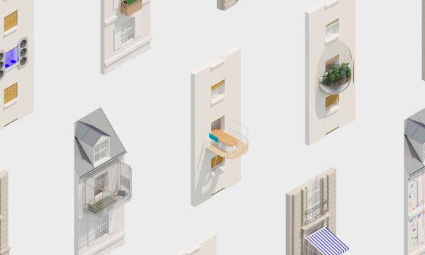 Bulle végétale ou pièce en plus : des architectes imaginent la fenêtre post-confinement
